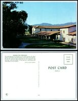 CALIFORNIA Postcard - Mission San Fernando S16