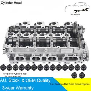 Full Cylinder Head for Mitsubishi Challenger PB Triton MN 4D56U 4D56Di-T 2.5L