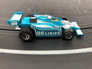 Aurora G+ Thermal Print Decals Ligier #26