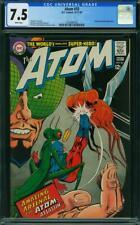 Atom #33 CGC 7.5 -- 1967 -- Classic Bug-Eyed Bandit. Murphy Anderson #2033845002