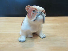 Vtg. Hunter House Bulldog Figurene