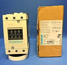 SIEMENS 3RT1045-1AF00 Contactor