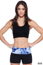 From Warrior Elite Gear Racer Black Sports Bra M/L