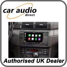 "Alpine ILX-702E46 BMW 3 Series E46 7"" Navi Apple Carplay Android Auto DAB BT USB"