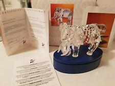 """SWAROVSKI SCS 1993 """"Elefante"""" a mano firmati da designer GRATIS UK con Compralo Subito"""