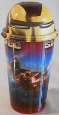 "MARVEL Iron Man 2 movie  - ""magic motion"" - 7-Eleven - Slurpee 32oz cup w/lid!!!"