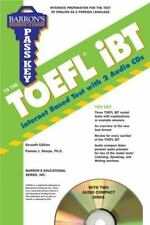Pass Key to the TOEFL iBT with Audio CDs (Barron's Pass Key to the-ExLibrary