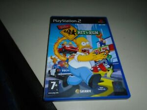 The Simpsons: Hit & Run - PS2