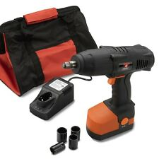 "Impact Wrench | 1/2"" Dr Rechargeable 24V Max torque 350 FT LB CUL/UL Charging"