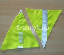 Tent ~ Guy Rope ~ Hi-Viz Protective ~ Reflector Flags ~ Anti Trip
