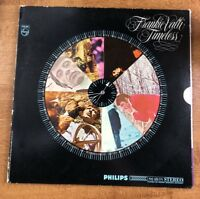 Frankie Valli Timeless Vinyl LP 1968 Phillips PHS 600 274