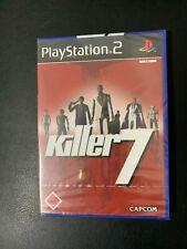 KILLER 7 - PS2 / PLAYSTATION 2 - NEUF SOUS BLISTER - NEW / SEALED - NEU PAL