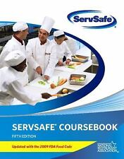 ServSafe CourseBook with Online Exam Voucher 5th Edition, Updated with 2009 FDA