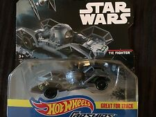 Star Wars Hot Wheels - Tie Fighter Carships!