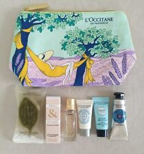 L'Occitane en Provence Gift Set - 5 pieces + pouch - New 100% full