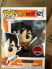 **IN HAND** EB Game Exclusive Funko Pop! Dragon Ball Z Gohan with Sword #621