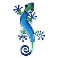 Gecko Wall Artwork Outdoor Animals Statues Miniature Sculptures Accessories