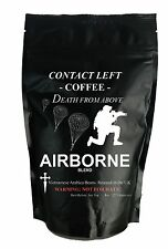 AIRBORNE COFFEE BLEND Beans - ( Parachute Regiment - Airborne Forces - Wings )
