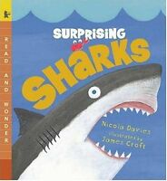 Surprising Sharks: Read and Wonder by Nicola Davies