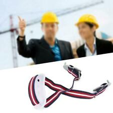 Safety Construction Hard Hat Chin Strap Detachable Sling for Helmet Lower Jaw