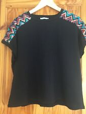 Femme ZARA TRAFALUC Collection T-shirt taille EUR M