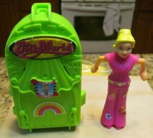 Polly Pocket Pollyworld Dressing Room  2006 McDonalds Happy Meal Toy
