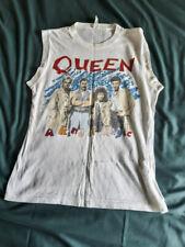 Queen The Magic Tour 1986, rare Cap Sleeve T- Shirt