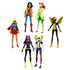 Superhero Actions Figure Wonder Women Boys Girls Doll Toys Model With 6 Styles
