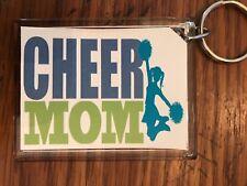 Cheerleading Keychain with Cheer MOM 4