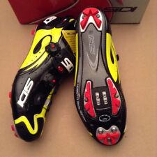 Sidi Scarpe MTB Drako Carbon MTB Shoe Black Yellow EU 46 US 11.5