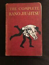 Martial Arts History : Complete Kano Jiu Jitsu - Hancock - Higashi 1906 Edition