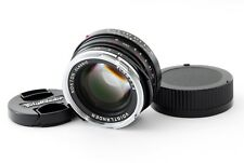 Voigtlander Nokton Classic 40mm F1.4 SC Lens for Leica M [Near Mint] From Japan