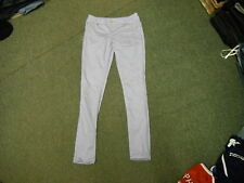 "Miss Selfridge Skinny Jeans Size 12 Leg 30"" Faded Lilac Ladies Jeans"