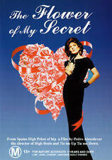 Marisa Paredes The Flower of My Secret - Powerful Spanish Romantic Comedy DVD
