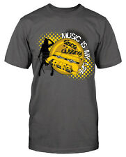 Disco Clubbing T-Shirt neu 70er 80er 90er Kult Retro Vintage Music Tape Blogger