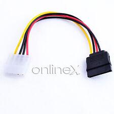 Cable Alimentación IDE Molex Sata-Serial a800