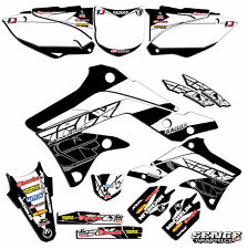2006 2007 2008 KXF 250 GRAPHICS KIT KAWASAKI KX250F KX F 250F DECO DECALS FLY