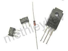 Technics reglamento de fuente de alimentación Kit SL1200 SL1210 New Reino Unido stock SL 1200 1210