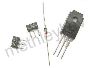 TECHNICS POWER SUPPLY REGULATION KIT SL1200 SL1210 NEW UK STOCK SL 1200 1210