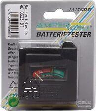"Ampercell Batterietester ""0333"" 00997, Tester, Batterieprüfer"