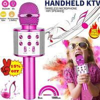 Mikrofonlautsprecher KTV Player Mic Party Wireless Bluetooth Handheld Geschenk