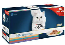 Gourmet Perle Chef's Collection in Gravy Wet Cat Food Pouches - 60 x 85g