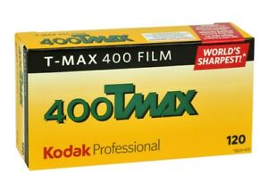 Kodak Tmax 400 120 Pro pack (5 rolls) Black & white film