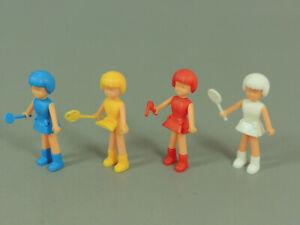 STECKIS: Mädchen mit Klapprock EU 1979/84 - Komplettsatz