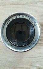 Leitz Leica Objektiv Elmar f=9cm 1:4 made in Germany