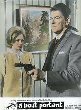 ANGIE DICKINSON RONALD REAGAN THE KILLERS 1964 VINTAGE LOBBY CARD ORIGINAL #6