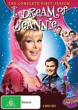 I Dream Of Jeannie : Season 1 (DVD, 2016, 4-Disc Set) - Region 4