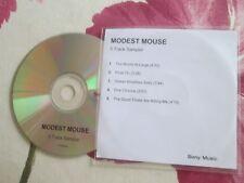 Modest Mouse – Modest Mouse 5 track Promo UK CD Album Sampler