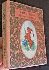(L Frank Baum) FAIRY TALES FROM GRIMM (1905) The Christmas Stocking Series