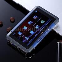 "New 8GB 3"" Slim LCD Screen MP4 MP5 Video Music Media Player FM Radio Recorder"